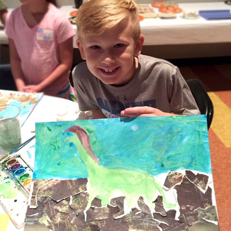 Oviedo Summer Art Camp