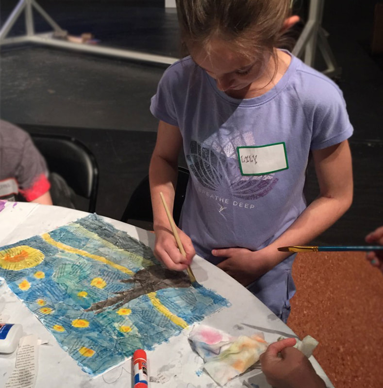 Winter Springs Summer Art Camp